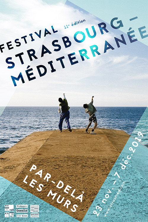 affiche-40x60 Festival Strasmed 2019